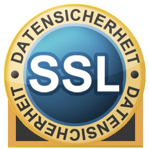 Verschlüsselte Datenübertragung dank SSL